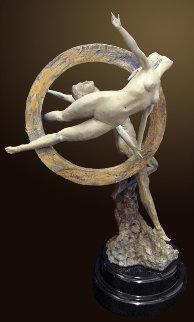 Eternal Bronze Sculpture 2010 Sculpture by Nguyen Tuan