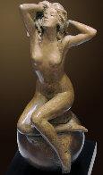 Spring Bronze Sculpture 2011 15 in Sculpture by Nguyen Tuan - 0