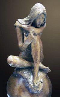 Autumn Bronze Sculpture 2011 15 in Sculpture by Nguyen Tuan
