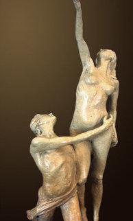 Destiny Bronze Sculpture 2001 28 in Sculpture - Nguyen Tuan