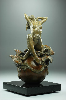 Pisces Bronze Sculpture 2015 15 in Sculpture - Nguyen Tuan
