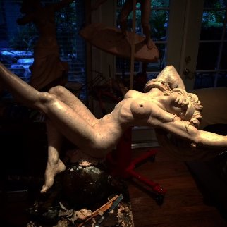 Psyche Bronze Sculpture 2013 28 in  Sculpture - Nguyen Tuan