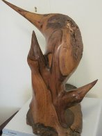 Untitled Unique Wood Sculpture 22 in Sculpture by Bruce Turnbull - 0