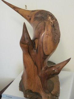 Untitled Wood Sculpture 22 in Sculpture by Bruce Turnbull