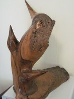 Untitled Unique Wood Sculpture 22 in Sculpture by Bruce Turnbull - 1
