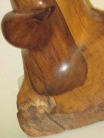 Untitled Unique Wood Sculpture 22 in Sculpture by Bruce Turnbull - 3