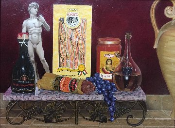Mother-In-Law's Tongue 2014 Limited Edition Print - Rosemary Vasquez Tuthill