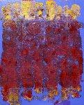 Irrigated Tomato Field 2015 60x48 Original Painting - Palo Klein Uber