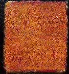 Tesco Orange Marmalade Jar/Unopened 2011 52x49 Original Painting - Palo Klein Uber