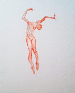 Dancer Limited Edition Print - Ivan Valtchev