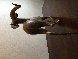 Nyala Bronze Sculpture 1994 21 in Sculpture by Loet Vanderveen - 4
