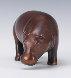 Hippopotamus  Ceramic  Sculpture 14 in Sculpture by Loet Vanderveen - 0