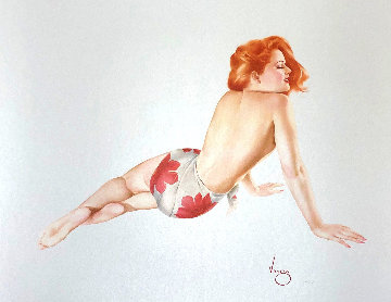 South Pacific 1989 Limited Edition Print by Alberto Vargas