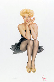 Cover Girl 1988 Limited Edition Print by Alberto Vargas