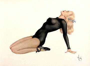 Varga Girl 1987 Limited Edition Print by Alberto Vargas
