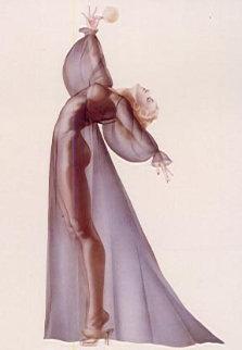 Sheer Elegance 1987 Limited Edition Print - Alberto Vargas