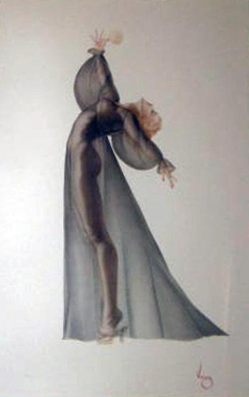 Sheer Elegance Limited Edition Print by Alberto Vargas