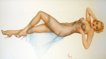 Sweet Dreams Limited Edition Print by Alberto Vargas