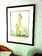 Diana 1978 HS Limited Edition Print by Alberto Vargas - 4