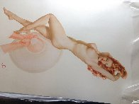 Legacy Girls Suite of 12  1988 Limited Edition Print by Alberto Vargas - 11