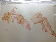 Legacy Girls Suite of 12  1988 Limited Edition Print by Alberto Vargas - 13