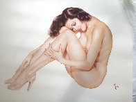 Legacy Girls Suite of 12  1988 Limited Edition Print by Alberto Vargas - 8