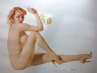 Legacy Girls Suite of 12  1988 Limited Edition Print by Alberto Vargas - 1