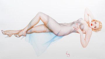 Sweet Dreams  Limited Edition Print - Alberto Vargas