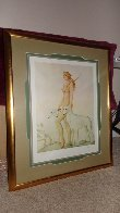 Diana 1980 HS Limited Edition Print by Alberto Vargas - 1