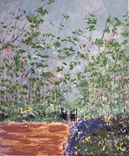 Spring AP 1960 Limited Edition Print by Eda Varricchio