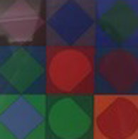 Squares Limited Edition Print by Victor Vasarely - 0