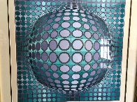 Viva 1979 AP Limited Edition Print by Victor Vasarely - 1