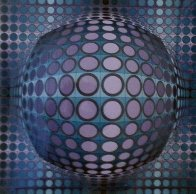 Viva 1979 AP Limited Edition Print by Victor Vasarely - 0