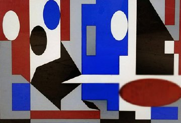 U.T. 1970 Limited Edition Print - Victor Vasarely