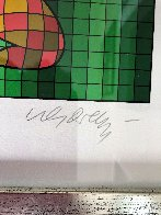 Golfer 1970 Limited Edition Print by Victor Vasarely - 2