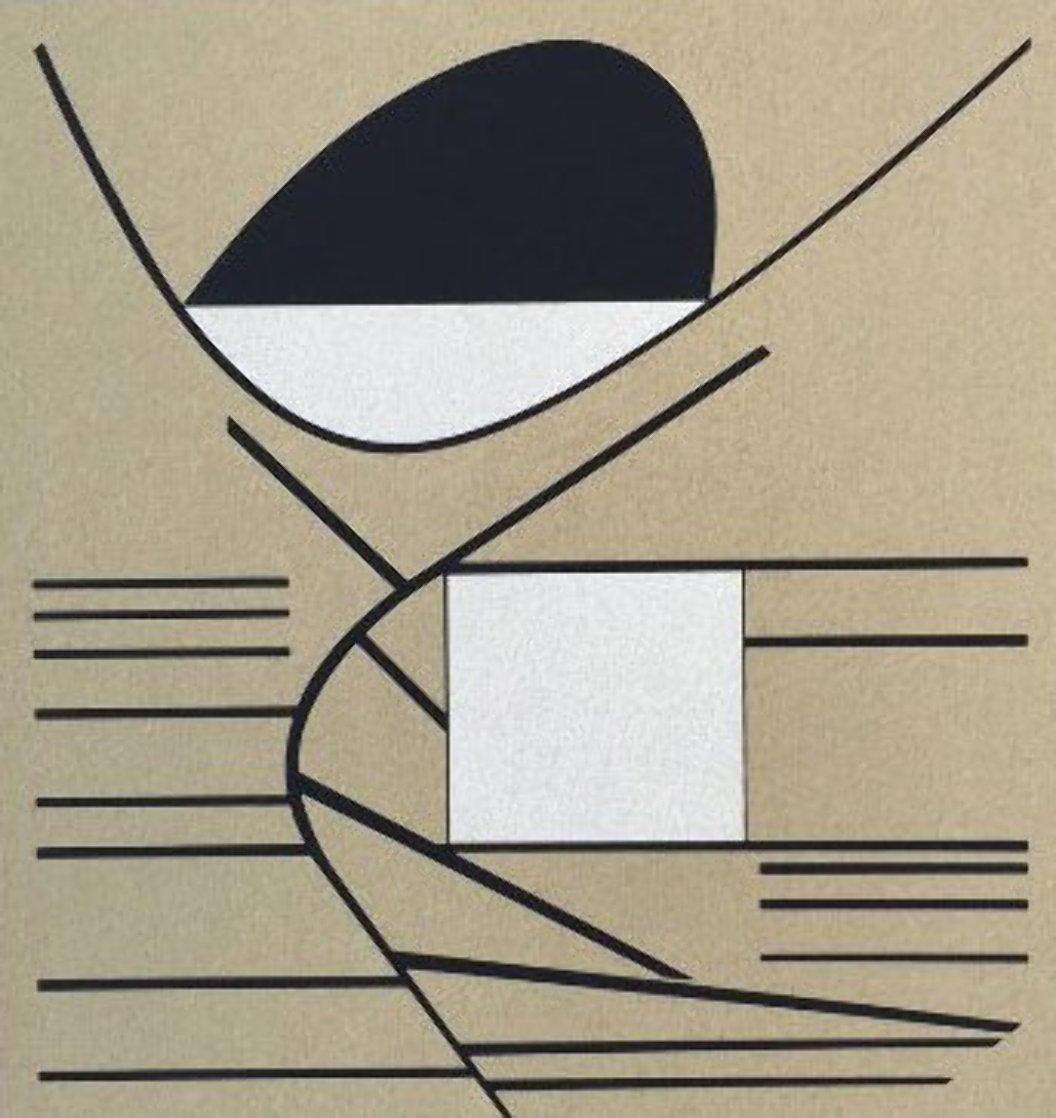 Ion Album - Balaton 1989 Limited Edition Print by Victor Vasarely