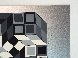 Composition Silver 1980 Limited Edition Print by Victor Vasarely - 2