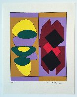 Ion Album - Kris Bille 1989 Limited Edition Print by Victor Vasarely - 1