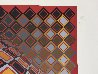Teke 1970 Limited Edition Print by Victor Vasarely - 3