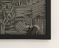 Cinetique #1 1973 Limited Edition Print by Victor Vasarely - 2