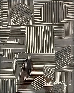 Cinetique #1 1973 Limited Edition Print - Victor Vasarely