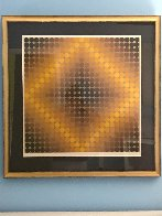 Dia 1968 Limited Edition Print by Victor Vasarely - 1
