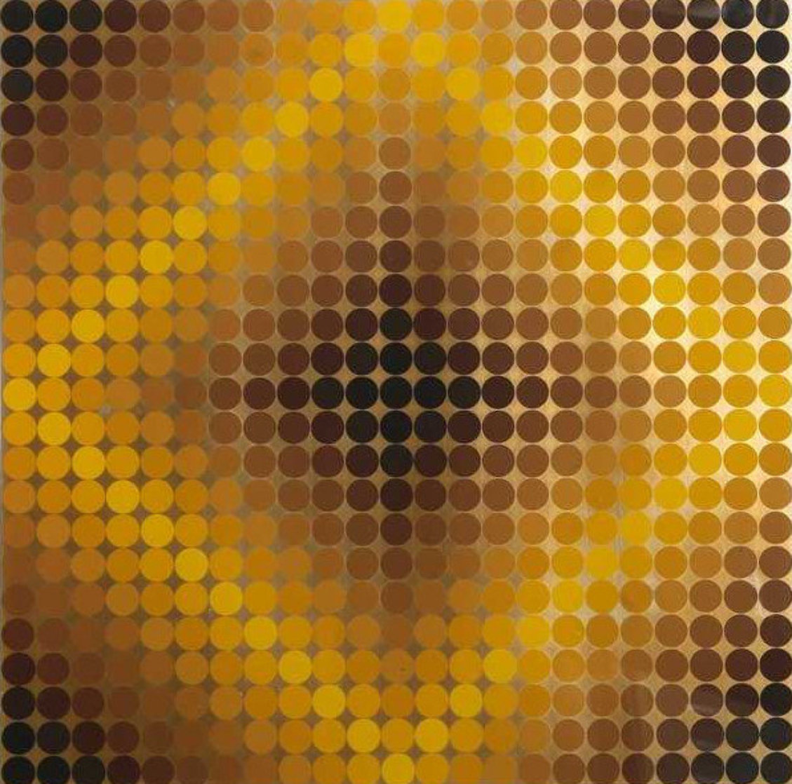 Dia 1968 Limited Edition Print by Victor Vasarely