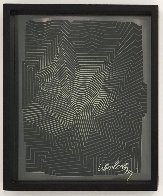 Cinetique #3 1973  Limited Edition Print by Victor Vasarely - 0