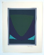 Tecoma AP EA 1988 Limited Edition Print by Victor Vasarely - 1