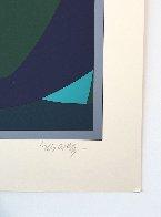 Tecoma AP EA 1988 Limited Edition Print by Victor Vasarely - 2