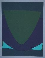 Tecoma AP EA 1988 Limited Edition Print by Victor Vasarely - 0