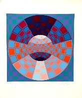Pixis 1980 Limited Edition Print by Victor Vasarely - 1