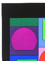 Zaphir 1970 (Early) Limited Edition Print by Victor Vasarely - 3