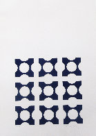 Blue: Album I Suite 1959 Limited Edition Print by Victor Vasarely - 1